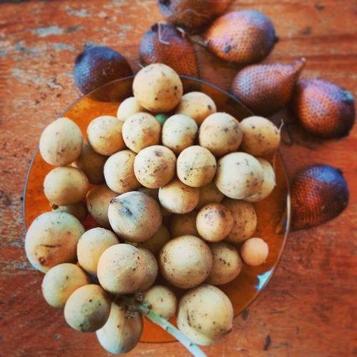 Fruit porn ;D ! Kampungkusyurgaku Kampunglife Freshfruits Kelantanese lovekelate Malaysian instalove potd kauado