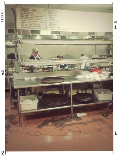 Inside the #PatchKitchen