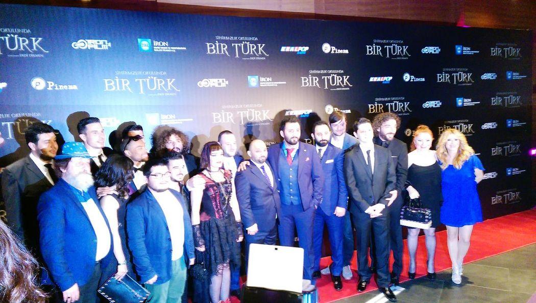 Bir Türk film gala