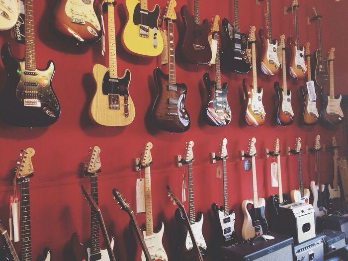 Guitars??? Music Paradise Guitars