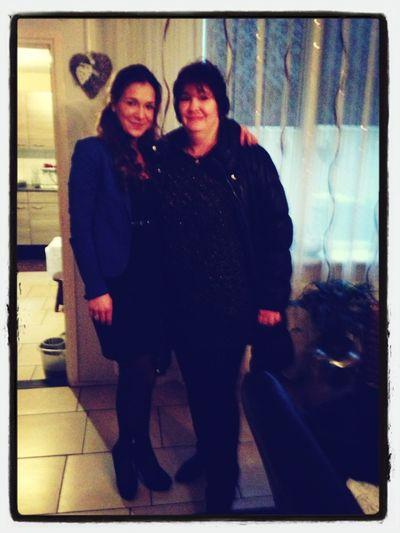 With My Mummy
