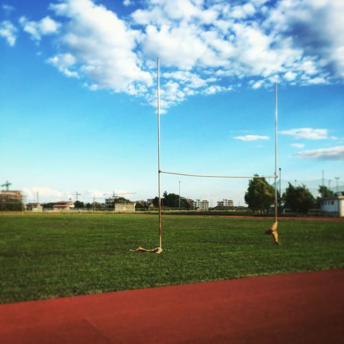 Rugby RugbyIsLife Rugbytraining Landscape Sport Field Rugbyfield CUSFoggia Ruggers Afternoon