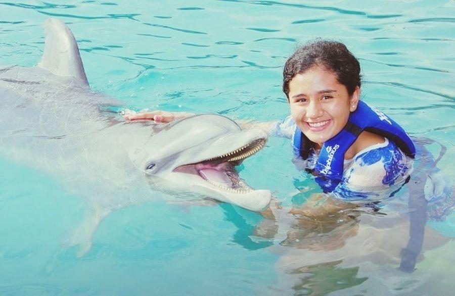 De las experiencias más bonitas! Dolphins SpringBreak Xcaret