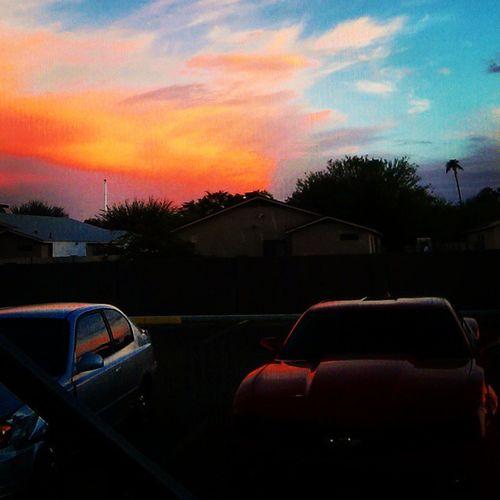 Sunset Camaro AZ Phoenix