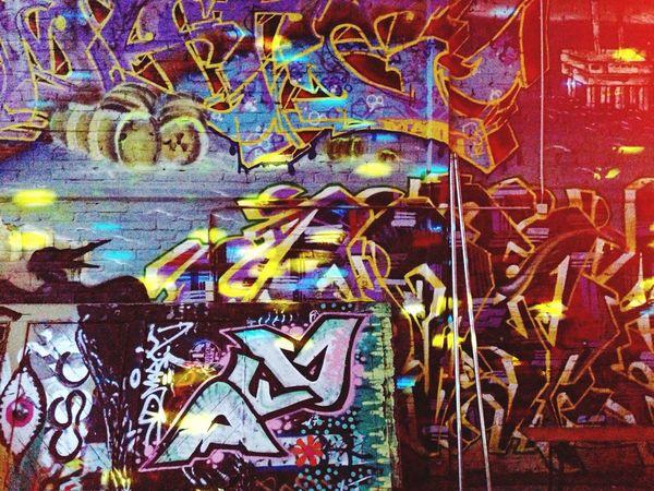 Graffiti Art Urban Berlin