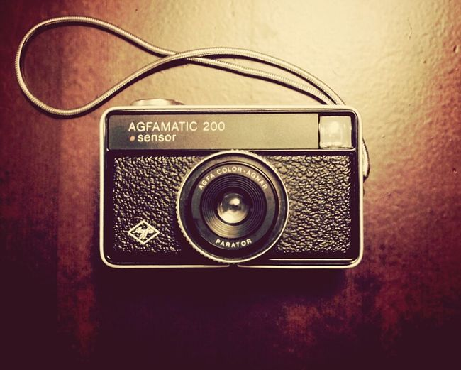 Agfamatic 200 - 1960s... Oldcamera Vintage Camera 1960's Camara Antigua Camara Coleccion Agfa Old Photo Lomography Lomografia Coleccionista