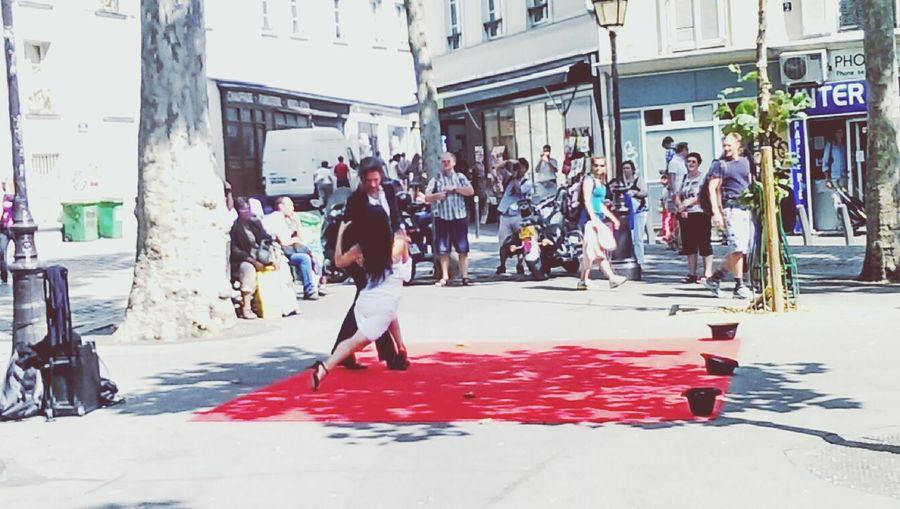 Tango à Paris