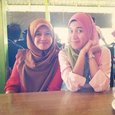 Lunchdate with @tashazesha @irdamuse