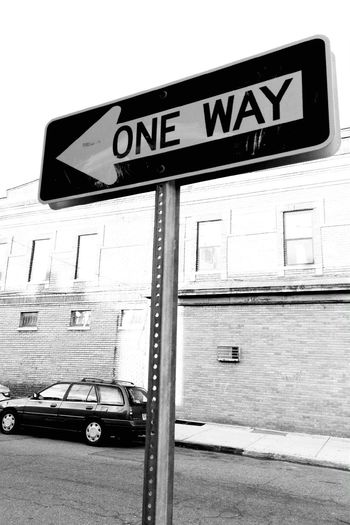 One Way Sign One Way Street Photography Street Sign Step By Step Urban Photography Taking Photos Check This Out Enjoying Life Taking Photos From My Point Of View Angles In Art Cellphone Photography Firephone Fire Phone While Walking Black And White Black And White Photography Objects Of Interest Object Photography Showcase MarchClose Up Telling Stories Differently