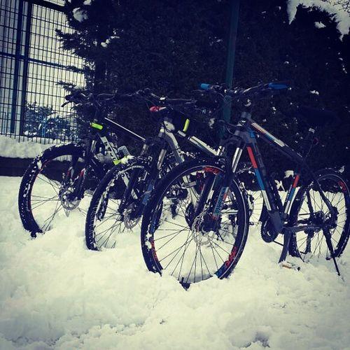 ❄⛄ ❄⛄Karda Bisiklet Keyfi..(: (: Winter Snow Kardabisiklet Kardabisikletsurmek yazgelsebikibikingbicyclecyclecyclingpedalingroadbikemybikeinstabikebisikletcimbicyclepornfixieinstangrammerbisikletyolubisikletsevenlerbisikletseverlerbisikletyollaribisiklersurmekbikegram bikeslove bike mtb
