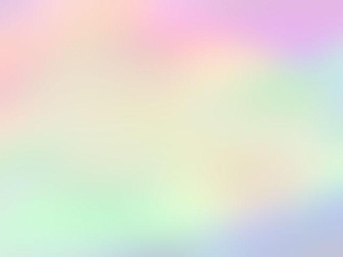 Defocused image of illuminated bright sun