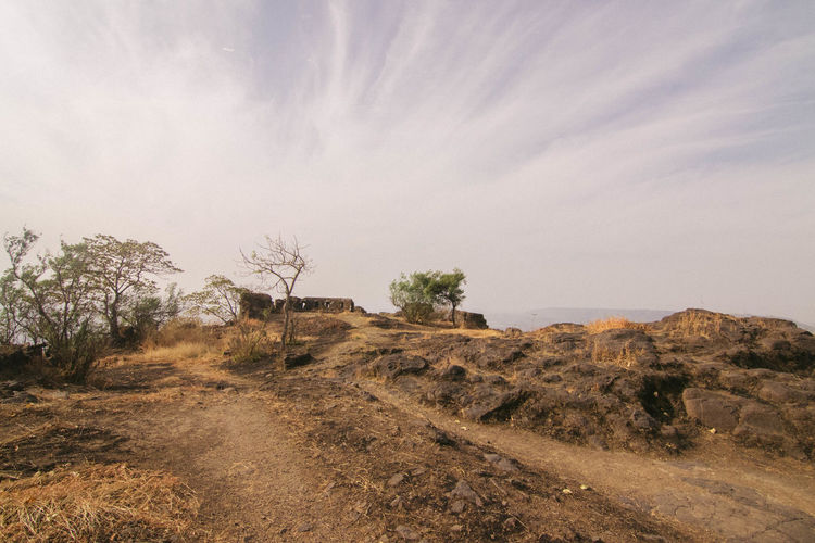 Abandoned Abandoned Buildings Abandoned Places Architecture Day Fort Karnataka Nature No People Outdoors Ruin Sky Tree