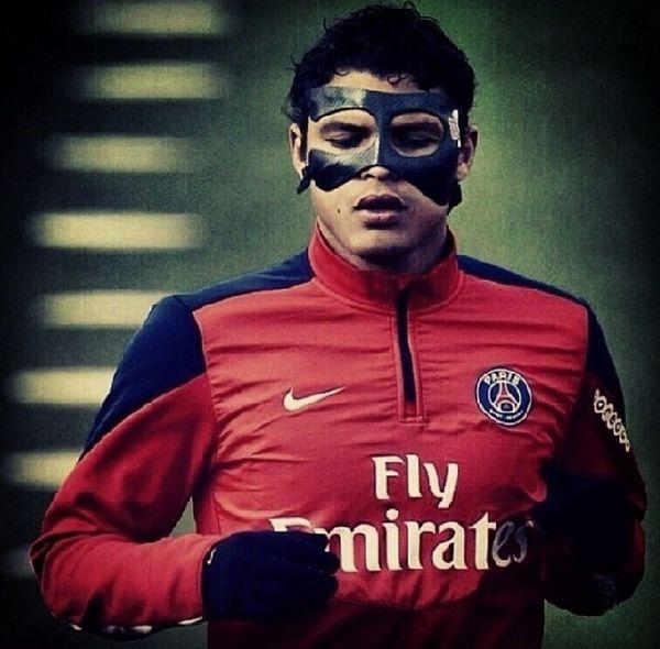 Thiago Silva PSG  mi hombre