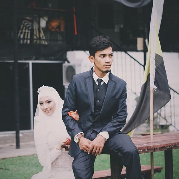 Fiq & Ely Vscocam Lukecarliff Shutterlicious Best  Weddingphotography Wedding Malaysia Bride Awesome Beauty Couple Love ShoutOut Shoutoutforshoutout Ipoh