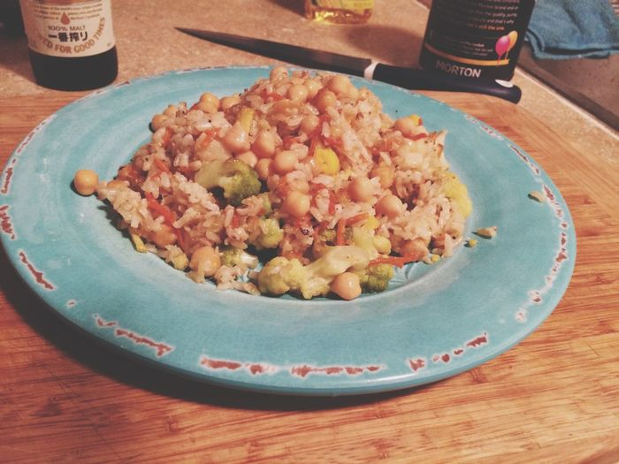 Vegan pilaf Homemayde 🙈