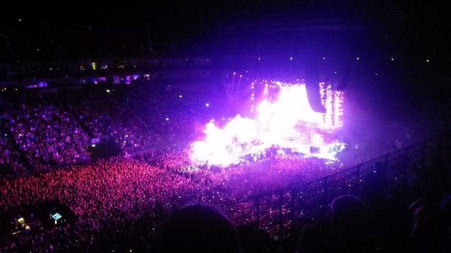 Aerosmith Aerosmithconcert Concert Dark Germany Konzert Köln Music Rocknroll