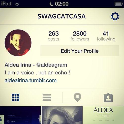 2800 ! Followers Instagram