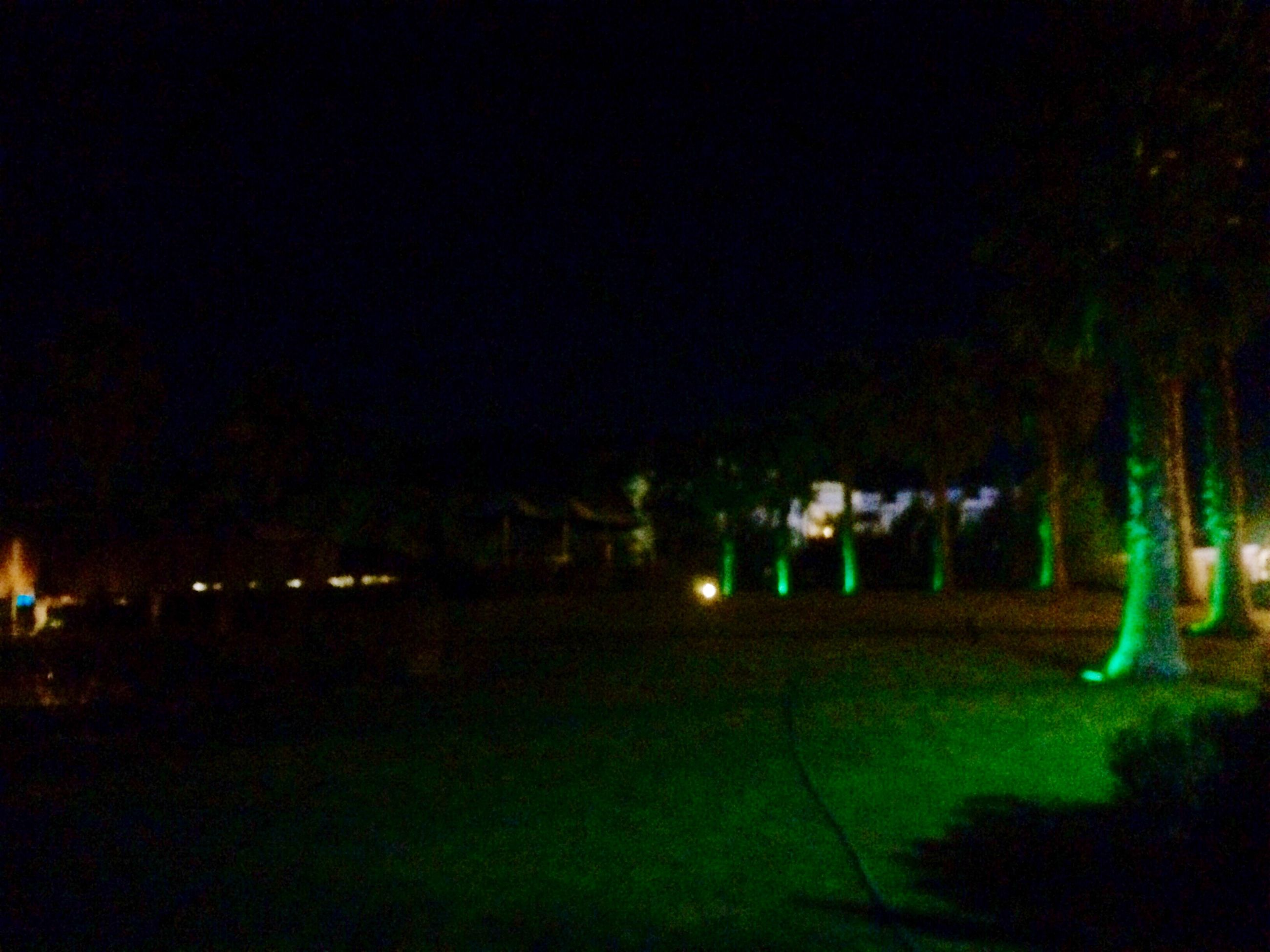 night, illuminated, no people, dark, outdoors, city, sky