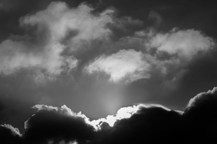 Backgrounds Beauty In Nature Blackandwhite Cloud - Sky Cloudscape Day Dramatic Sky Julhofragaphotography Low Angle View Nature No People Outdoors Scenics Sky Sky Only Storm Cloud Tranquility Weather
