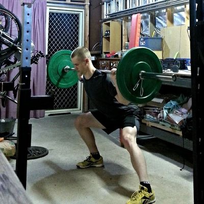 Weighted lateral lunges. When given an option, function will always come before aesthetics for me. Strength Crossfit Strongman Fitness Unbroken Function Crossfitaustralia
