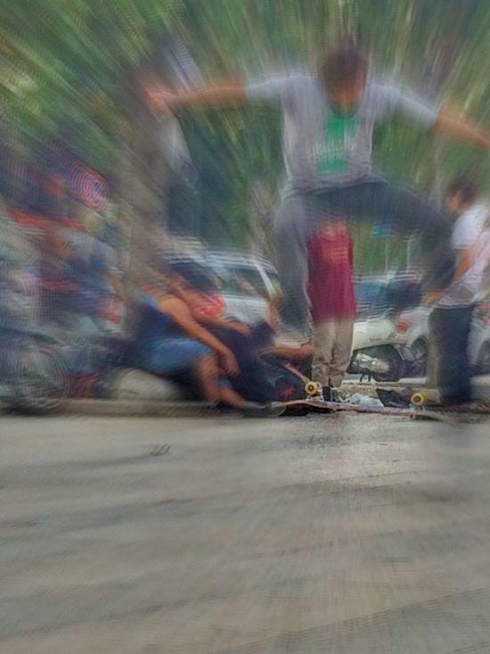 Skating Skater Urban Taking Photos
