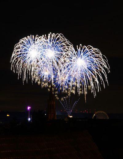 Bad Dürkheim Feuerwerk Fireworks Wurstmarkt