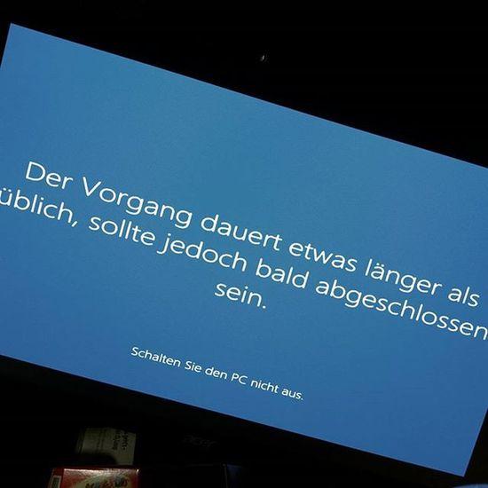 Windows10 Microsoft Windows Ms Langer Als Gedacht Update
