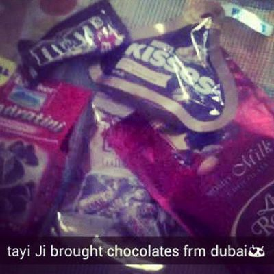 Chocolates By  Tayiji From  dubai