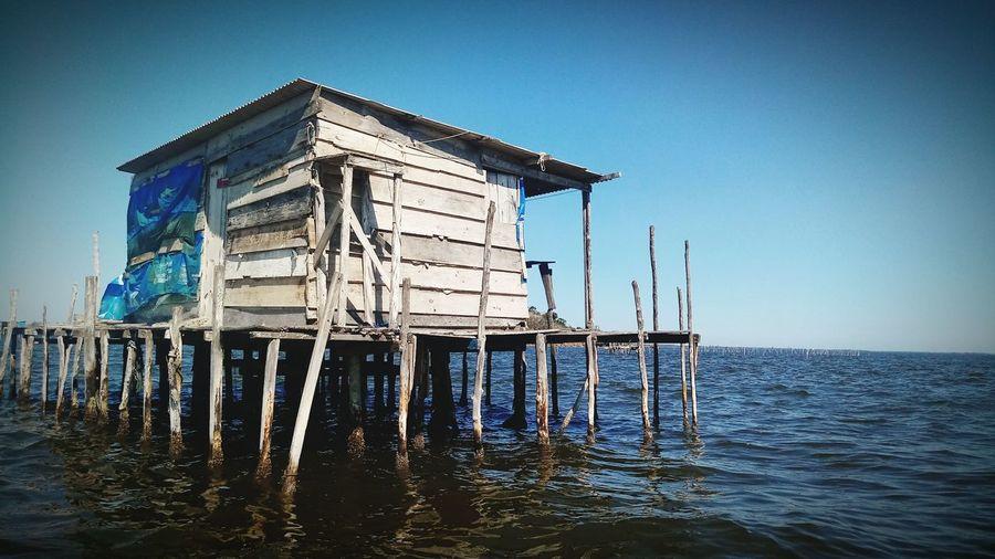 EyeEm Selects Casa de Apoio a Pesca ma Laguna de Araruama - Sao Pedro da Aldeia - RJ - Brasil ( House, Fish)