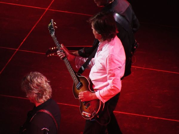 Paul McCartney live in Cleveland Canon Canonphotography Paulmccartney Music Concert Concert Photography Cleveland TheQ Icon Photography Beatles Photooftheday