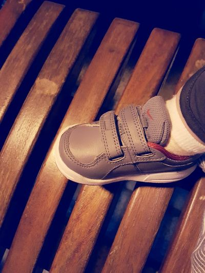 Shoe Leather Babygirl Baby ❤ Sports Clothing First Steps First Step Towords To Life