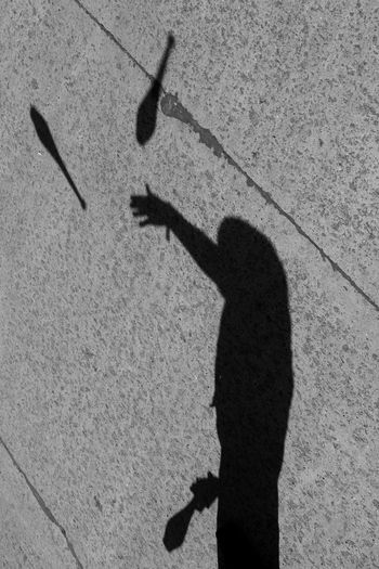 Shadow Focus On Shadow Silhouette One Person Leisure Activity Sunlight Outdoors Sport Day People One Man Only Adult Adults Only Golfer