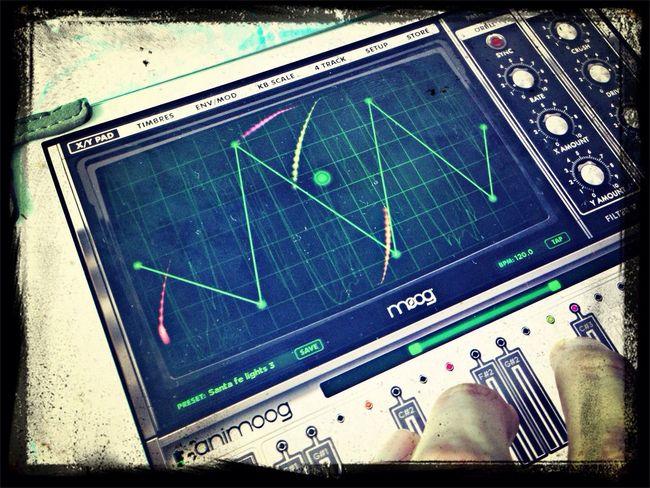 Animoog Moog Music Synthesizer