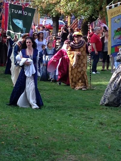 Fiera di San Zeno Bereguardo Lombardia Fair Italy Crowd Large Group Of People Real People Grass Lifestyles Group Of People Women Celebration Leisure Activity Day Representation Adult Plant Men Traditional Clothing Standing Event Clothing Outdoors Festival