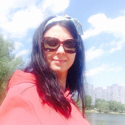 Lovely Weather Relaxing Enjoying The Sun Ucraniangirl Sky