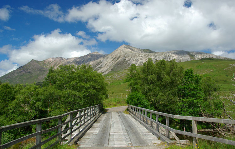 The Bridge to Beinn Eighe Beauty In Nature Beinn Eighe Bridge Climbing Climbing Holidays Cloud - Sky Day Footpath As Landscape Green Color Kinlochewe Landscape Mountain Nature Nature Reserve. No People Outdoors River Scenics Sky The Way Forward Torridon Mountains Tourism Destination Tranquility Walking Wester Ross
