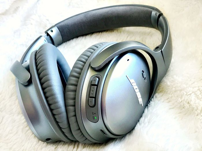 Technology Music Sound No People Close-up EyeEm Best Shots Eye4photography  EyeEm Gallery Headphones Headphone White Background Silver Colored Bluetooth Bluetooth Headphones Beautiful A Present For Me