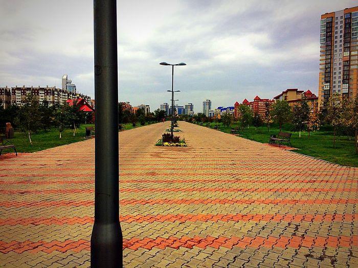 Day City No People Krasnoyarsk