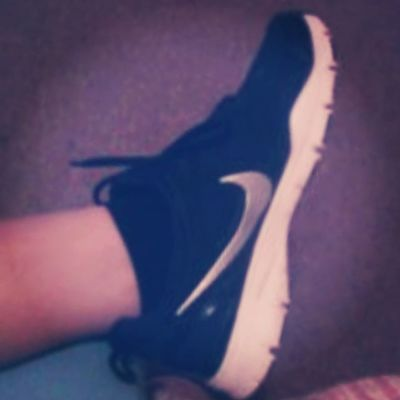 Love to run gives me power & strenght in life Run Runningshoes Nike