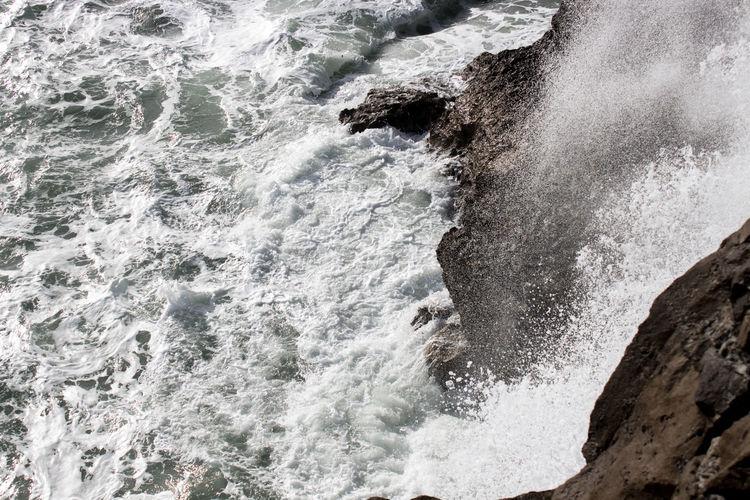 rough enough Cliffs Clashing Water Mystical Splashing Droplet Waves, Ocean, Nature Wavescrashing