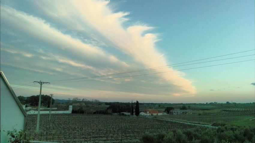Landscape Clouds And Sky Mobile Photography