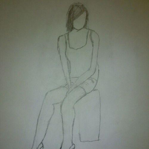 Dibujo sin terminar :B Draw Women Lady Almostdone xperias xperiaphones Xperia xperiaeverywhere xperiamoments followme followbackteam followback