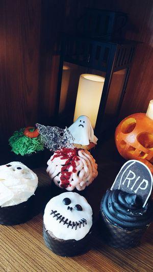 Happy Halloween Cupcakes! Boo! Halloween My Best Photo 2015