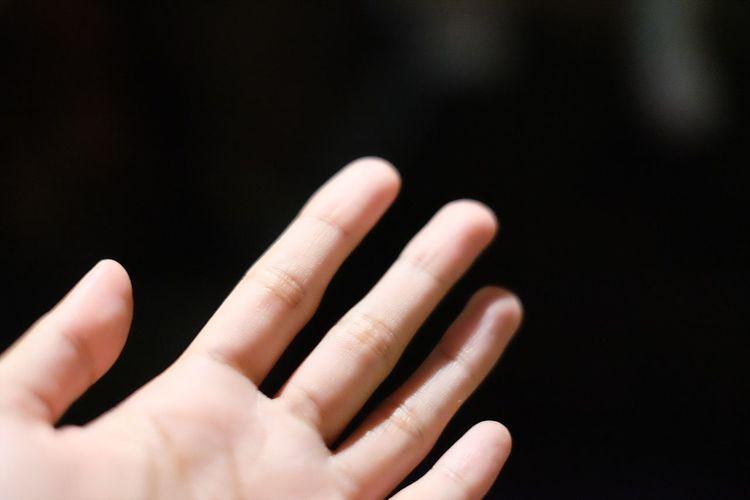 Human Hand Politics And Government Black Background Fingernail Human Finger Close-up Body Part Hand Finger Index Finger