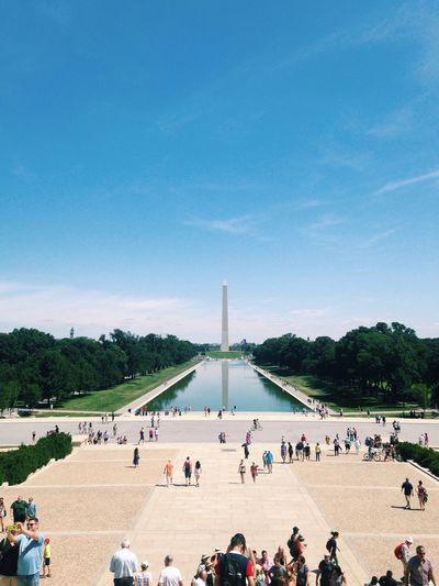 Enjoying The View of the Washington Monument History EyeEm Bestsellers Market Bestsellers September 2016 Bestsellers