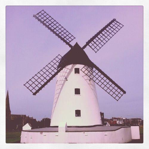 Lytham Windmill Fyldecoast Lythamstannes