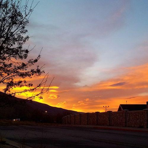 Good morning world! Amazing sunrise. Sunrise ,Lovemorning ,Inspiration ,landscape,Goodday ,goodomen