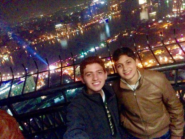 Cairo Thisisegypt Cairo Tower Christmas