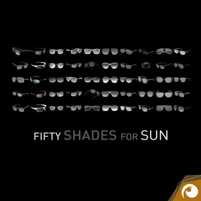 Fifty Shades for Sun - We show you 50 of our best sunglasses. For our Valentine's Day offer look here:http://goo.gl/e8bSft Sunglasses Valentinesday Berlin Shades I Love My Sunglasses. Rayban Lindberg Marcopolo Boss Framers