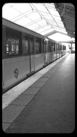 Station Chevaleret Underground